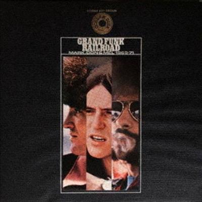 Grand Funk Railroad - Mark. Don & Mel 1969-71 (Ltd. Ed)(Cardboard Sleeve (mini LP)(2Hi-Res CD (MQA x UHQCD)(일본반)