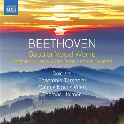 베토벤: 세속 성악 작품집 (Beethoven: Secular Vocal Works) - Ensemble Tamanial