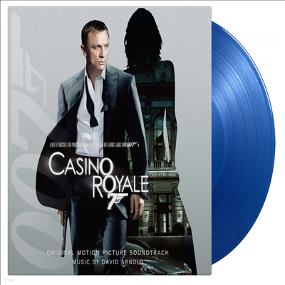 O.S.T. - Casino Royale (180g Gatefold Colored 2LP)
