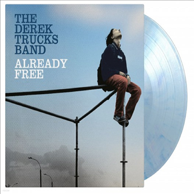 Derek Trucks Band - Already Free (180g Gatefold Colored 2LP)