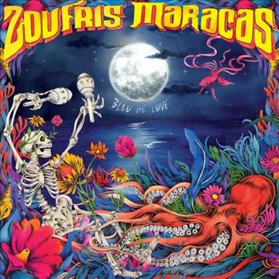 Zoufris Maracas - Bleu De Lune (Digipack)