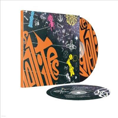 Les Satellites - Retro Fusees (2CD)