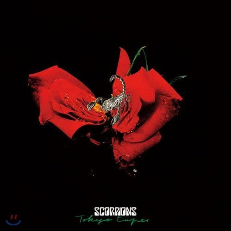 Scorpions (스콜피온스) - Tokyo Tapes (40th Anniversary Edition) [2LP]