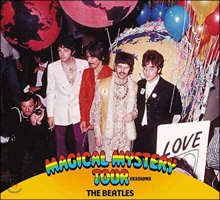 The Beatles (비틀즈) - Magical Mystery Tour Sessions