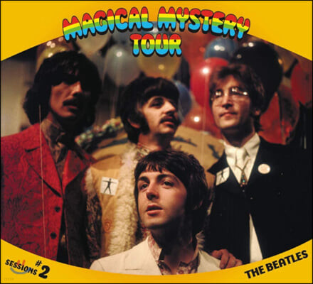 The Beatles (비틀즈) - Magical Mystery Tour Sessions #2