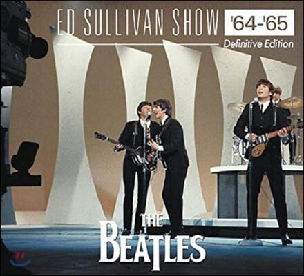 The Beatles (비틀즈) - Ed Sullivan Show `64-`65 (Definitive Edition)