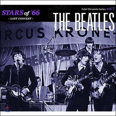 The Beatles (비틀즈) - Stars Of `66: Last Concert