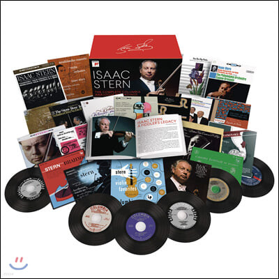 아이작 스턴 컬럼비아 아날로그 레코딩 전집 (Isaac Stern - The Complete Columbia Analogue Recordings)
