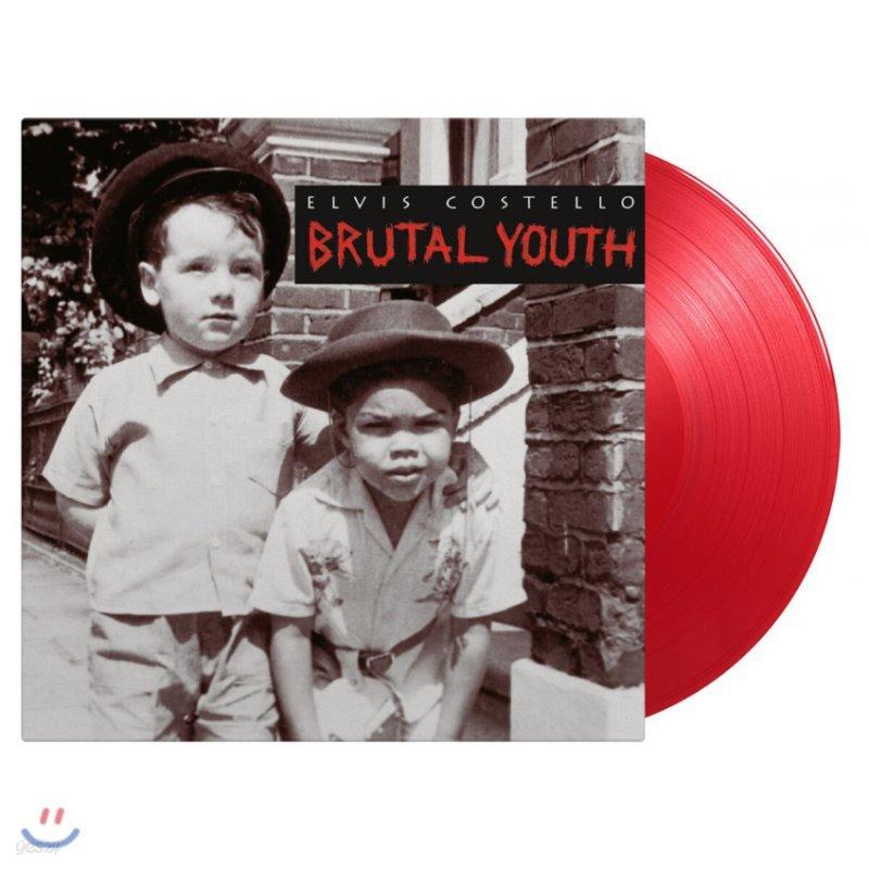 Elvis Costello (엘비스 코스텔로) - Brutal Youth [레드 컬러 2LP]