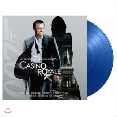 007 카지노 로얄 영화음악 (Casino Royale OST) [블루 컬러 2LP]