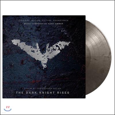 다크 나이트 라이즈 영화음악 (The Dark Knight Rises OST by Hans Zimmer 한스 짐머) [마블 컬러 LP]