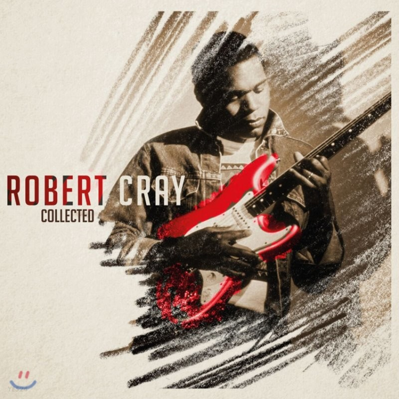 Robert Cray (로버트 크레이) - Collected [2LP]