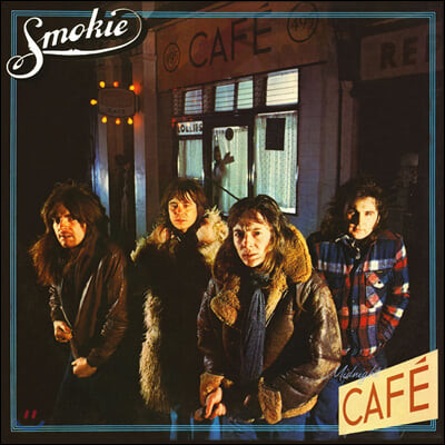 Smokie (스모키) - Midnight Cafe [LP]