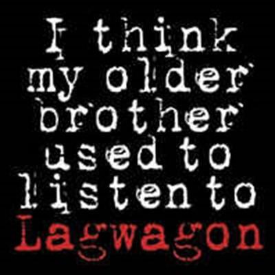 [수입] Lagwagon - I Think My Older Brother Used To Listen To Lagwagon [Digipak]