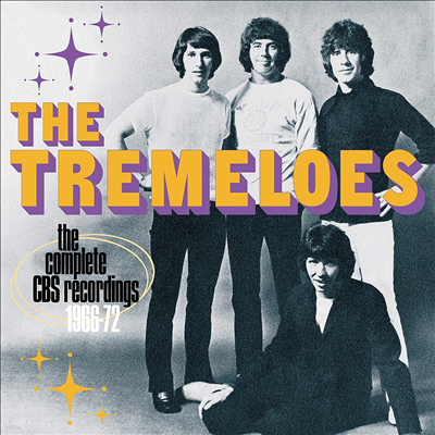 Tremeloes - Complete Cbs Recordings 1966-1972 (6CD Box Set)