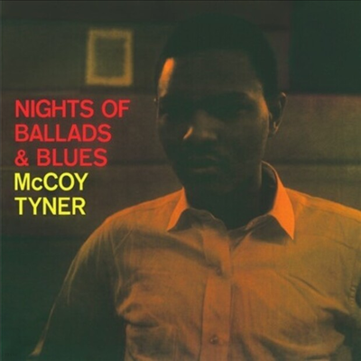 McCoy Tyner - Nights Of Ballads & Blues (LP)