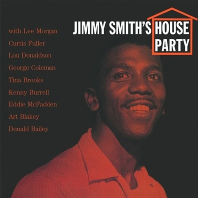 Jimmy Smith - House Party (LP)
