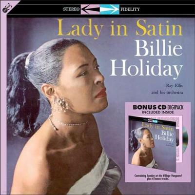 Billie Holiday - Lady In Satin (Ltd. Ed)(180G)(LP+CD)