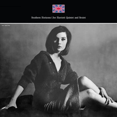 Joe Harriott - Southern Horizons (LP)