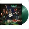 Joe Satriani / Steve Vai / John Petrucci - G3 Live In Tokyo 조 새트리아니, 스티브 바이, 존 페트루치 도쿄 라이브 [그린 컬러 3LP]