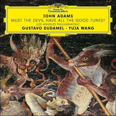 Gustavo Dudamel / Yuja Wang 존 아담스: 피아노 협주곡 `마귀가 좋은 선율을 다 가져야 합니까?` [LP]