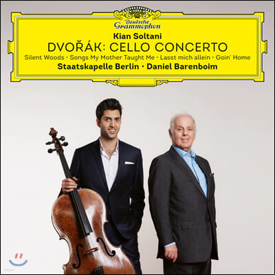Kian Soltani 드보르작: 첼로 협주곡 - 키안 솔타니 (Dvorak: Cello Concerto Op.104)