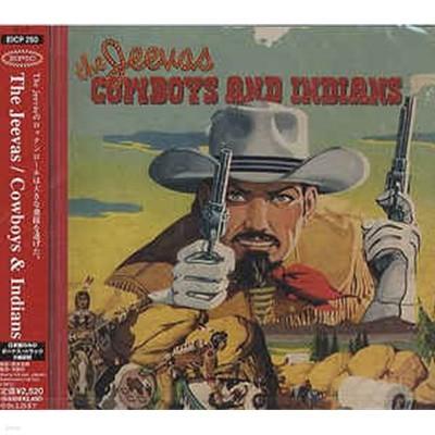 [일본반] Jeevas - Cowboys And Indians [CD+DVD]