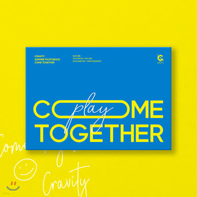 CRAVITY (크래비티) - CRAVITY Summer Photo Book 'Come Together' [Play ver.]