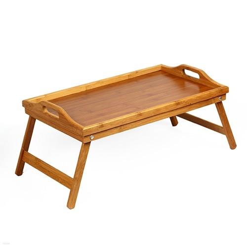 대나무 좌식 접이식테이블 탁자 밥상 거실테이블