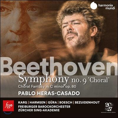 Pablo Heras-Casado 베토벤: 교향곡 9번, 합창 환상곡 (Beethoven: Symphony Op.125, Choral Fantasy)