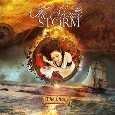 Gentle Storm - The Diary (2CD)