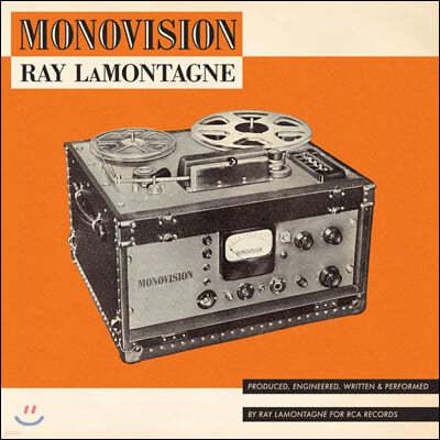 Ray Lamontagne (레이 라몬테인) - 8집 Monovision [LP]