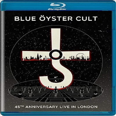 Blue Oyster Cult - 45th Anniversary: Live In London (Blu-ray)(2020)