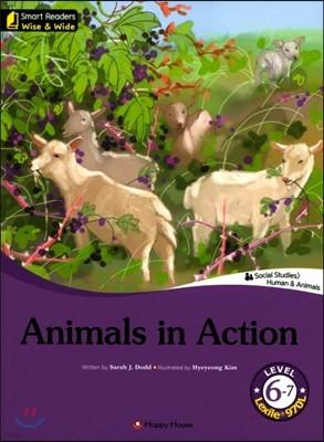 (신간) Animals in Action (영문판)