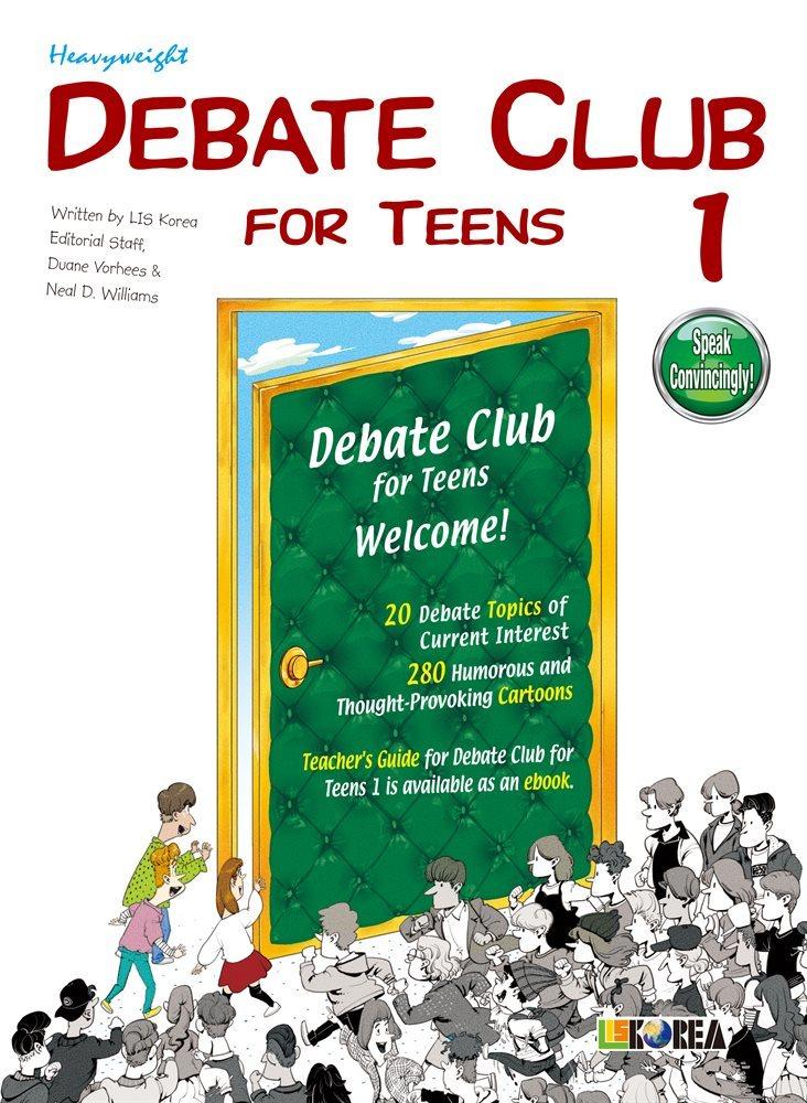 Debate Club for Teens 1