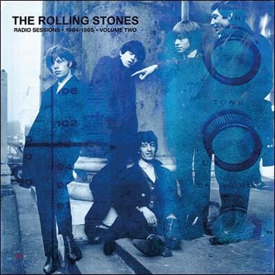 The Rolling Stones (롤링 스톤스) - Radio Sessions Vol. 2: 1964-1965 [블루 컬러 2LP]