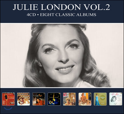 Julie London (줄리 런던) - Vol.2: Eight Classic Albums