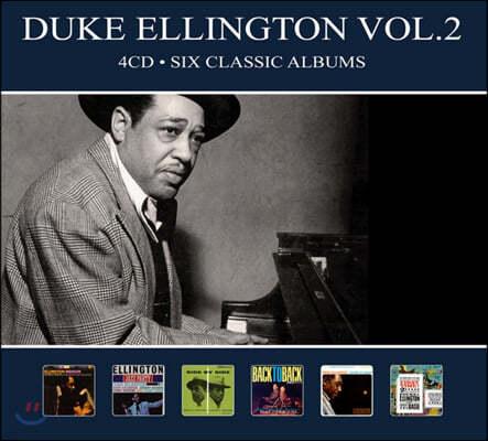 Duke Ellington (듀크 엘링턴) -  Vol.2: Six Classic Albums