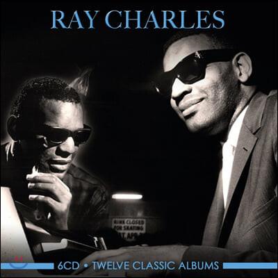 Ray Charles (레이 찰스) - Twelve Classic Albums