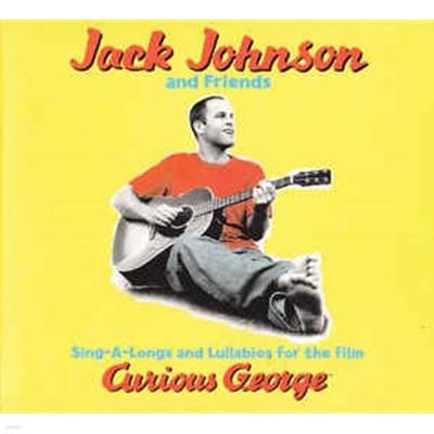 [수입] Jack Johnson And Friends - Sing-A-Longs And Lullabies For The Film Curious George [Digipack]