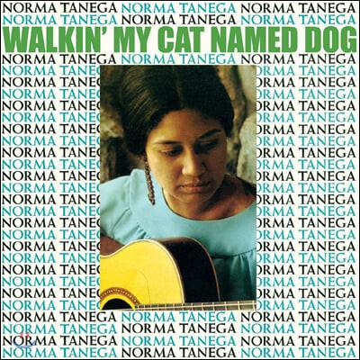 Norma Tanega (노마 타네가) - Walkin' My Cat Named Dog [스카이 블루 컬러 LP]
