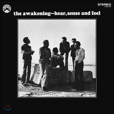 The Awakening (어웨이크닝) - Hear, Sense and Feel [LP]