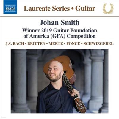 요한 스미스 - 기타 리사이틀 (Johan Smith - Winnter 2019 Guitar Foundation of America Competition) - Johan Smith