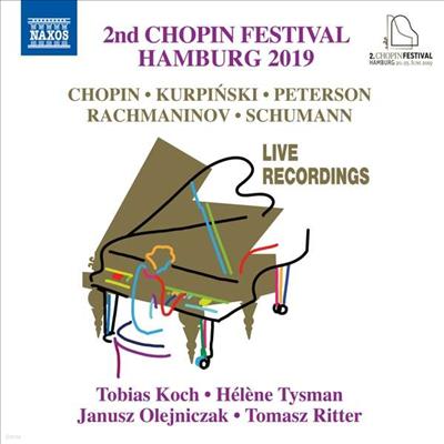 2019년 제2회 함부르크 쇼팽 페스티벌 콘서트 실황 (Chopin - 2nd Chopin Festival Hamburg 2019) - 여러 아티스트