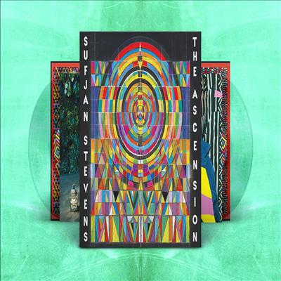 Sufjan Stevens - Ascension (Ltd)(Colored 2LP)