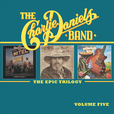 Charlie Daniels - Epic Trilogy Vol 5 (2CD)