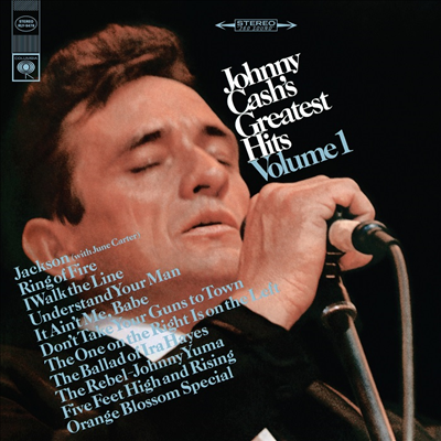 Johnny Cash - Greatest Hits Volume 1 (Reissue)(LP)