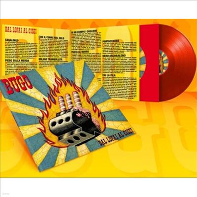 Bugo - Dal Lofai Al Cisei (180g Red Vinyl LP)