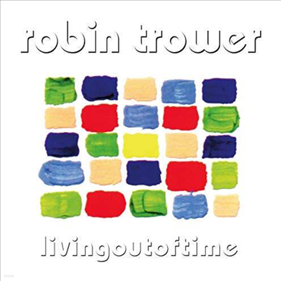 Robin Trower - Living Out Of Time (Remastered)(180g LP)