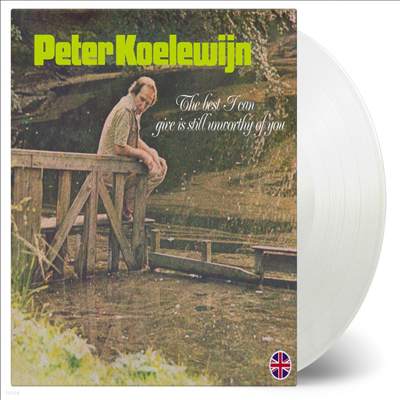 Peter Koelewijn - Best I Can Give Is Still Unworthy Of You (180g Colored LP)
